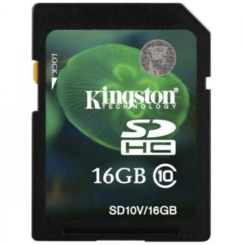 Kingston SDHC 16GB UHS-I U1 (30MB/s)