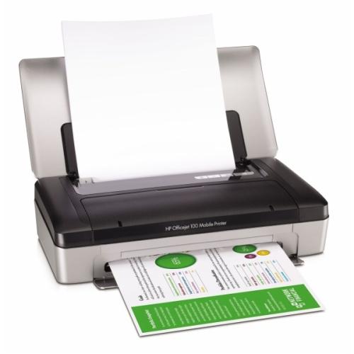HP Officejet 100 šedá