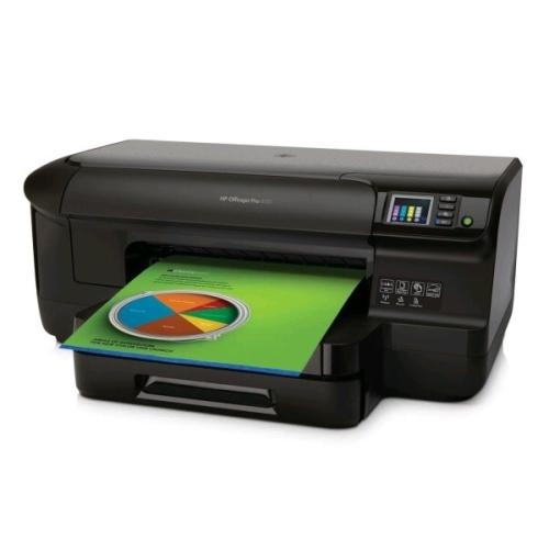 HP Officejet Pro 8100 černá