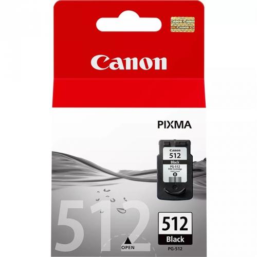 Canon PG-512Bk, 15ml - originální černá