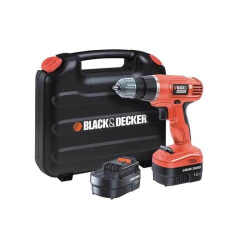 Black-Decker EPC12CABK, 2 aku