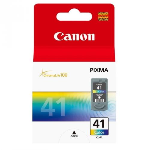 Canon CL-41C, 312 stran - originální červená/modrá/žlutá