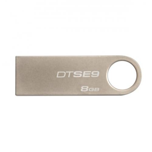 Kingston DataTraveler SE9 8GB kovový