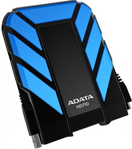 A-Data DashDrive Durable HD710 1TB modrý