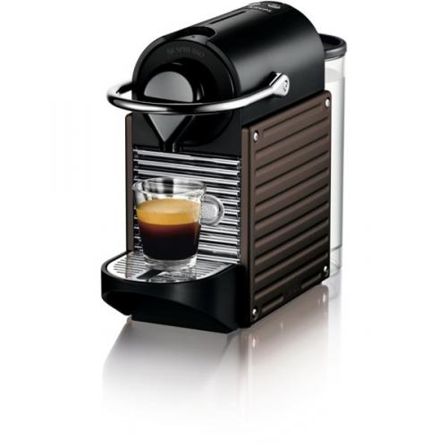 Krups Nespresso Pixie XN3008 hnědé