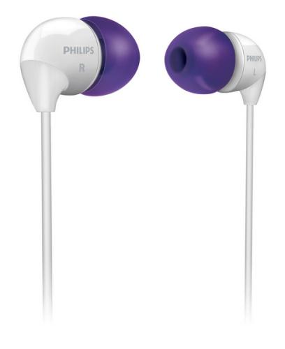 Philips SHE3501PP bílá