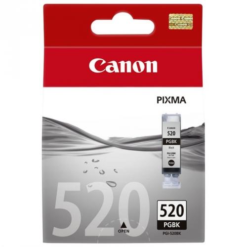 Canon PGI-520Bk, 320 stran - originální černá
