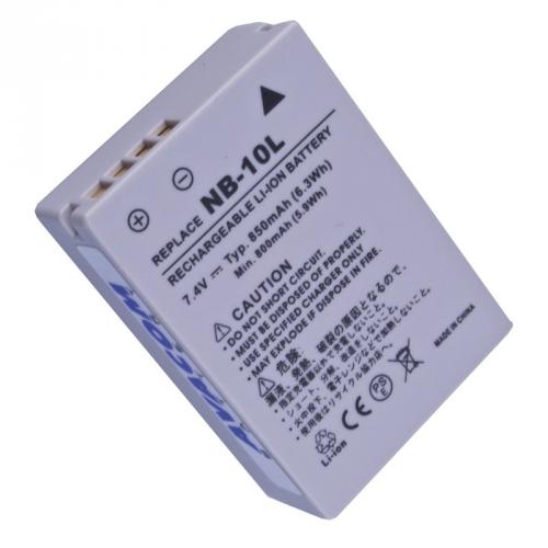 Avacom pro Canon NB-10L Li-Ion 7.4V 850mAh