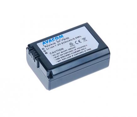 Avacom pro Sony NP-FW50 Li-ion 7.2V 900mAh