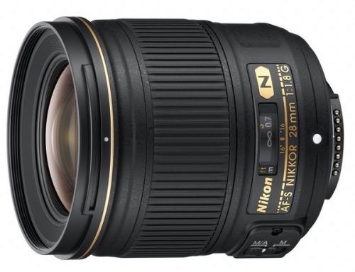 Nikon 28MM F1.8G AF-S černý