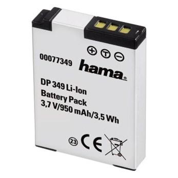 Hama Li-Ion 3,7 V/1000 mAh, typ Nikon EN-EL12