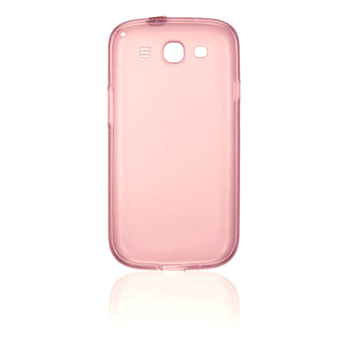 Samsung EFC-1G6WPE pro Galaxy S III (i9300) růžový