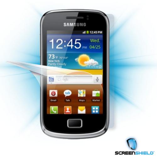 Screenshield na celé tělo pro Samsung Galaxy mini II (S6500)