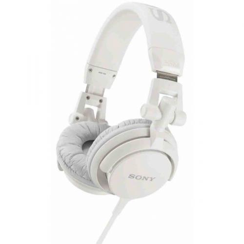Sony MDRV55W.AE bílá