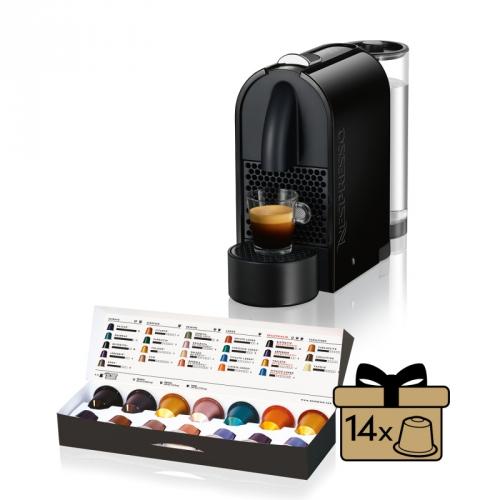 DeLonghi Nespresso U EN110B černé ()