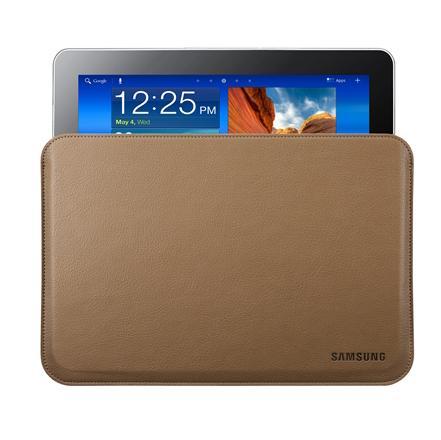 """Samsung pro Galaxy Tab 2 10.1"""" (EFC-1B1LC) hnědé"""