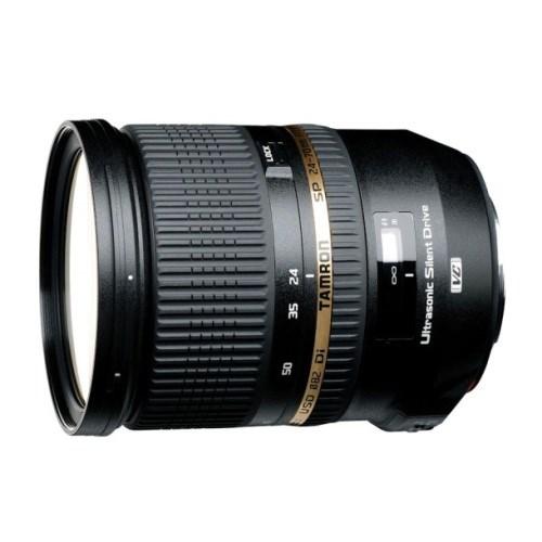 Tamron SP 24-70mm F/2.8 Di VC USD pro Nikon černý