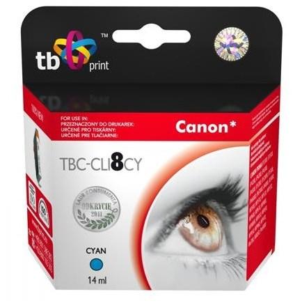 TB Canon CLI-8C - kompatibilní modrá