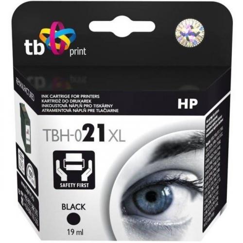 TB HP C9351AE (No.21) Bk - kompatibilní černá