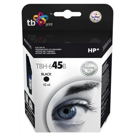 TB HP 51645AE (No.45) Bk - kompatibilní černá