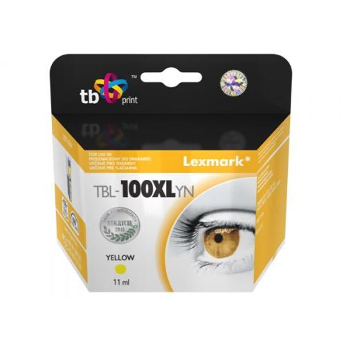 TB Lexmark 14N1071E - kompatibilní žlutá