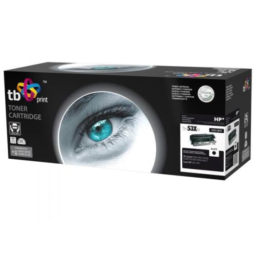 TB HP Q7553X - kompatibilní černý