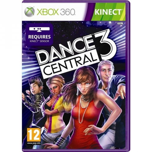 Microsoft Xbox 360 Dance central 3