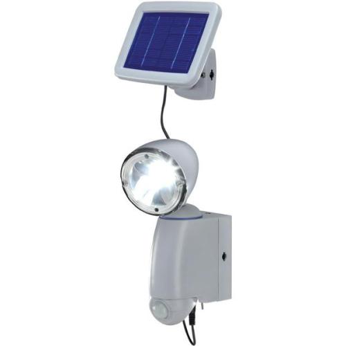 Svítidlo Esotec solární, s PIR čidlem