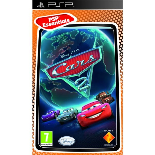 Sony Cars 2 (Essentials)