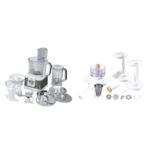 Set (Kuchyňský robot ETA Centrino 0029 90000) + (Příslušenství k robotům ETA přídavné strojky 0029 92000)