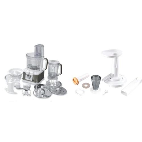 Set (Přísl. k robotům - lis na ovoce ETA 0029 94000) + (Kuchyňský robot ETA Centrino 0029 90000)