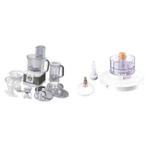 Set (Kuchyňský robot ETA Centrino 0029 90000) + (Přísl. k robotům - mlýnek na mák ETA 0029 95000)