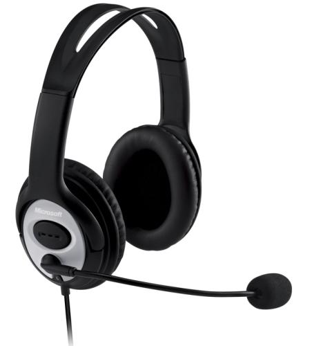 Microsoft LifeChat LX-3000 černý