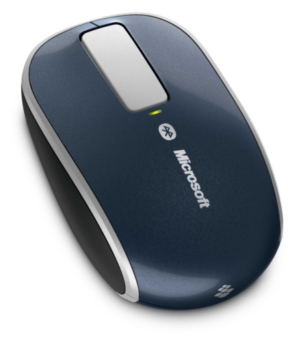 Microsoft Sculpt Touch Mouse Gray