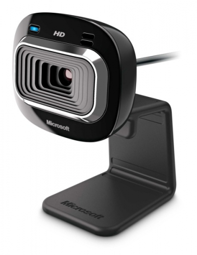 Microsoft LifeCam HD-3000 černá