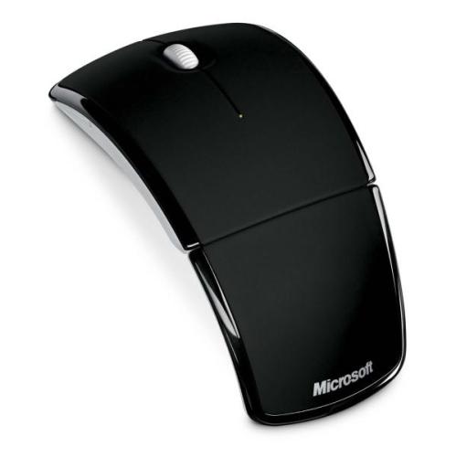 Microsoft Arc Mouse černá