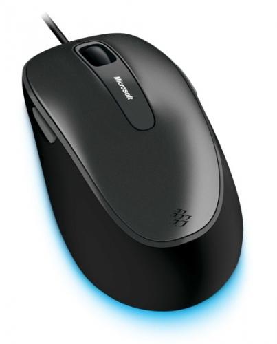 Microsoft Comfort Mouse 4500 Lochnes Grey šedá