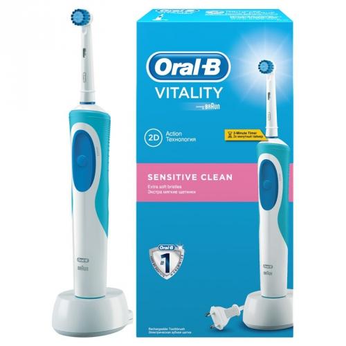 Oral-B D12.513S bílý/modrý