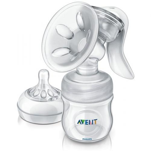 Philips AVENT Natural se zásobníkem 125 ml PP bílá