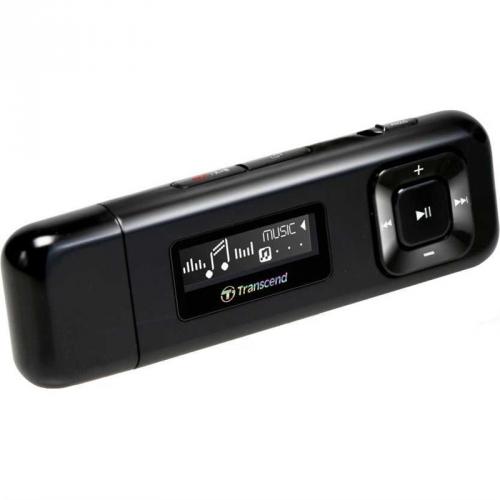 Transcend MP330 8GB černý