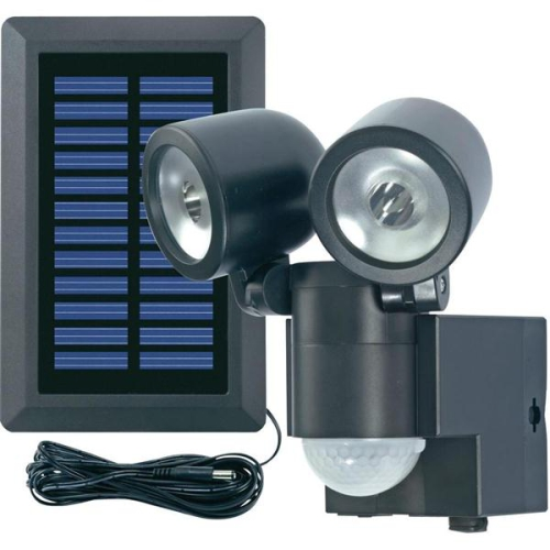 Reflektor GEV solární s PIR čidlem GEV Duo