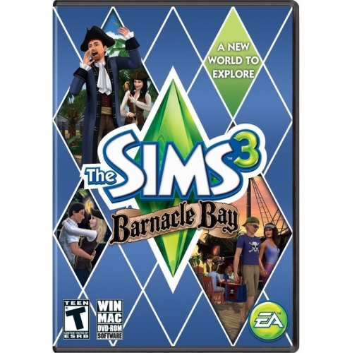 EA PC THE SIMS 3: Barnacle Bay