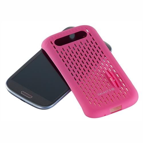 Samsung pro Galaxy S III (SAMGSVCPI) růžový