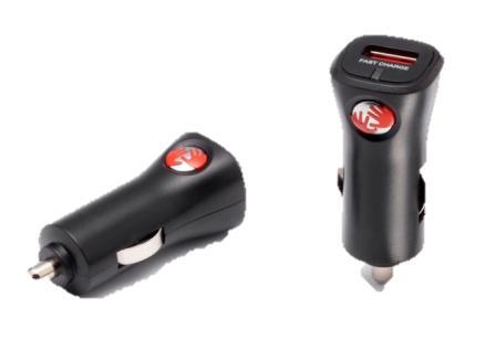 Tomtom vysokorychlostní univerzální do auta (bez kabelu)