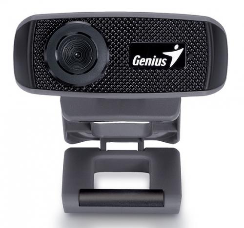 Webkamera Genius FaceCam 1000X černá