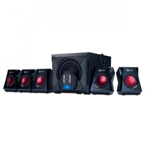 Genius GX Gaming SW-G5.1 3500 černá/červená