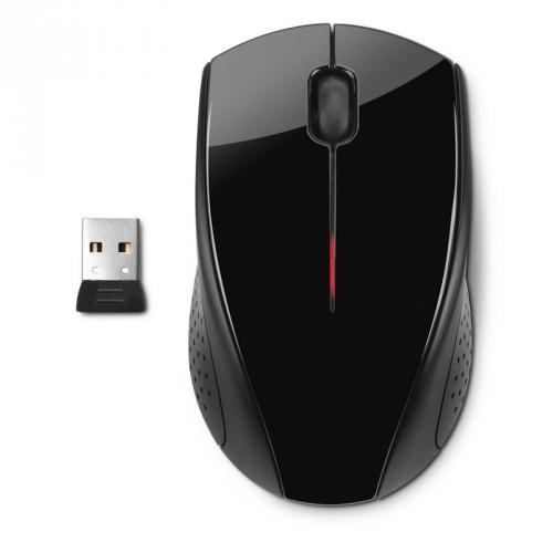 HP Wireless Mouse X3000 černá