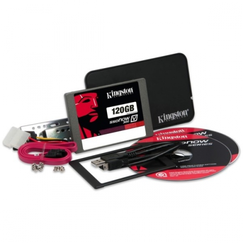 Kingston SSDNow V300 120GB (7mm) Upgrade Kit