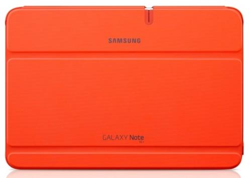 Samsung EFC-1G2NOE pro Galaxy Note 10.1 (N8000/N8010) oranžové