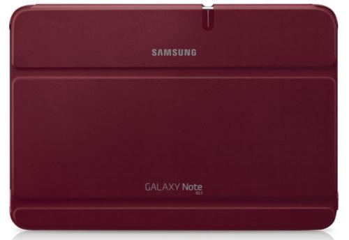 Samsung EFC-1G2NRE pro Galaxy Note 10.1 (N8000/N8010) červené